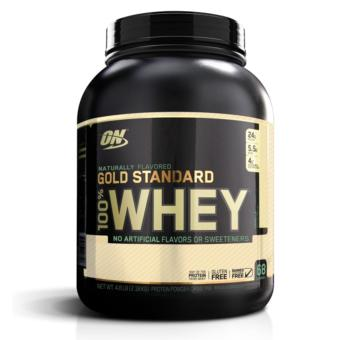 Harga Optimum Nutrition Gold Standard Natural Whey 5 lbs (Chocolate)