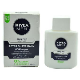 Harga NIVEA Sensitive After Shave Balm