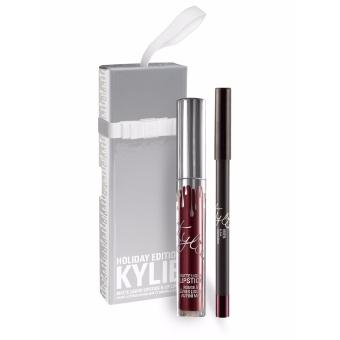 Harga Kylie Cosmetics VIXEN Lip Kit Holiday Edition