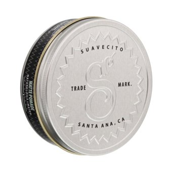Suavecito Premium Blends Matte Pomade 4 oz. Price Philippines