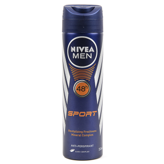 Harga Nivea Men Sport Spray
