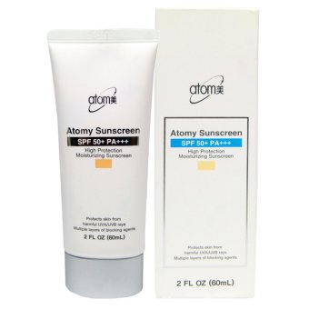 Atomy Sunscreen SPF 50 PA+++ (Beige) 60ml Price Philippines