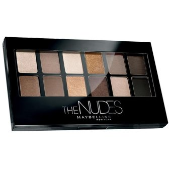 Maybelline The Nudes Palette Price Philippines