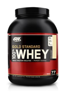 Optimum Nutrition Gold Standard 100% Whey 5lbs (Vanilla Ice Cream) Price Philippines