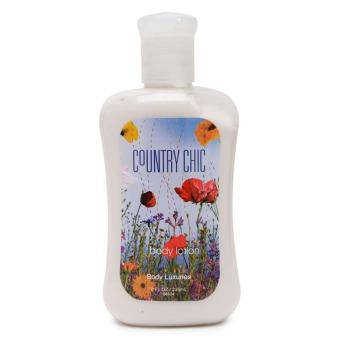 Harga Body Luxuries Country Chic Body Lotion 236ml