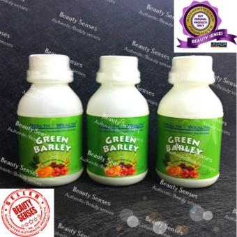 Health Wealth Green Barley Health Drink 22g Set of 3 Price Philippines
