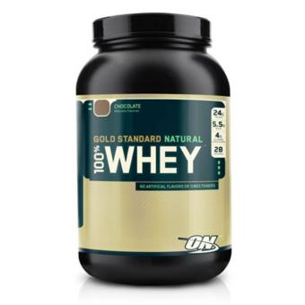 Optimum Nutrition Gold Standard Natural Whey 2 lbs (Chocolate) Price Philippines