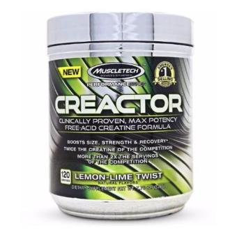 Muscletech Creactor MuscleTech Creactor, Max Potency Creatine HCL Powder, 120 servings Price Philippines