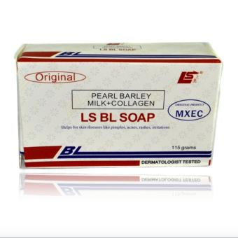 BL Soap Pearl Barley Milk + Collagen 115 grams Price Philippines