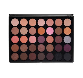 Morphe Brushes 35W-35 Color Warm Eyeshadow Pallete Price Philippines