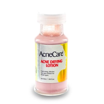Harga Acne Care Acne Drying Lotion For All Skin Types 55ml, Bottle of 1