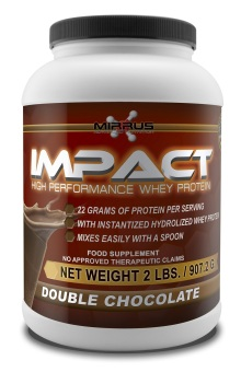 Impact High Performance Whey Protein (Chocolate) - 2.0 lbs. Price Philippines