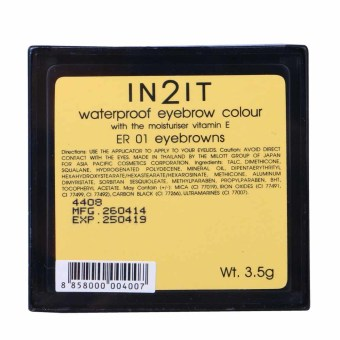 IN2IT Waterproof Eyebrow Colour 03 (Eyebrowns) - picture 2