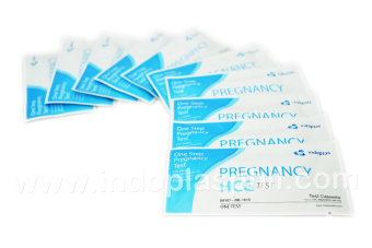 Indoplas Early Pregnancy Test HCG 5's Price Philippines