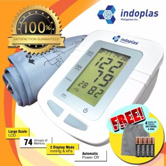 Indoplas Electronic Blood Pressure Monitor 105 - 2