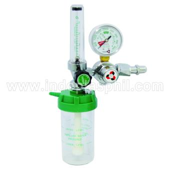 Indoplas Oxygen Regulator - 2