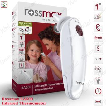 Infrared Ear & Forehead Thermometer Rossmax RA600 (White)