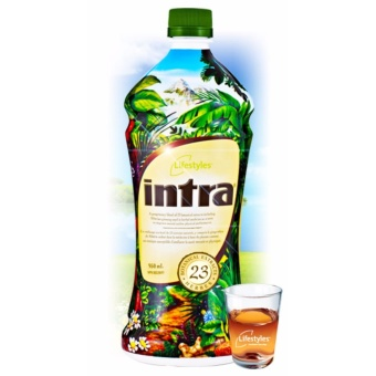 Intra 23 Herbal Juice