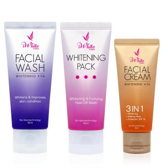 iWhite Korea Skin Lightening Basics