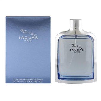 Jaguar Classic Blue Eau De Toilette for Men 100mL