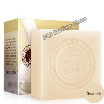 J&C Goat Milk Natural Moisturizing Deep Clean Oil Soap Price Philippines