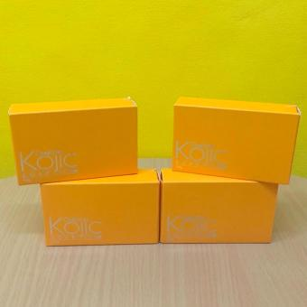 JC Premiere Omni White Kojic Soap 135g (Set of 4)
