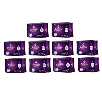 Jeunesse Anion Ultra Night Pads Pack of 10 Price Philippines