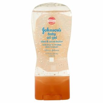 Johnson's Baby Oil Gel Shea & Cocoa Butter, 6.5 FL OZ Price Philippines