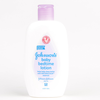 Johnsons & Johnsons Baby Bedtime Lotion 200ml Price Philippines
