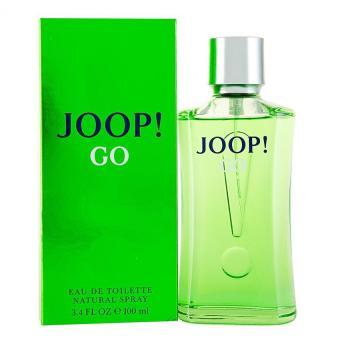 Joop! Go Eau De Toilette for Men 100mL Green