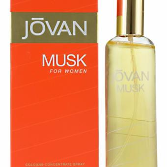 Jovan Musk Cologne Spray for Women 96ml AUTHENTIC