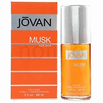 Jovan Musk For Men Cologne Spray 3 fl.oz. - 88 ml