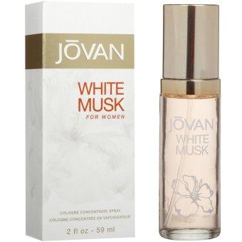 Jovan White Musk Women Cologne Spray 96.1ML