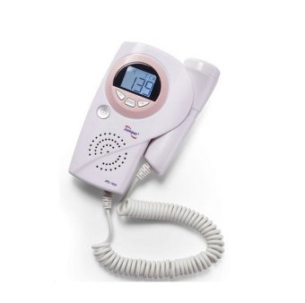 Jumper Professional Handheld Fetal Doppler (White)