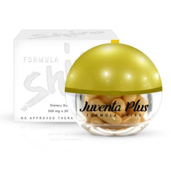 Juventa Plus Shiro - Japan Patented Marine Placenta by MarbevPH Price Philippines