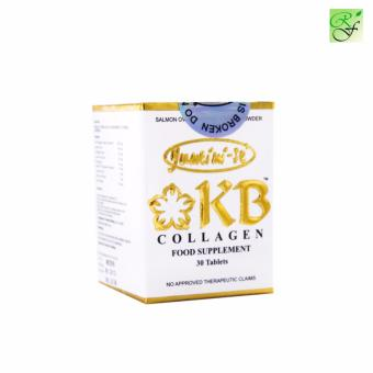 KB Collagen Anti Aging Supplement 30 Tablets - 2