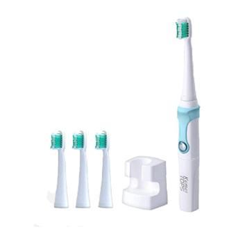 Kemei KM - 907 Waterproof Rechargeable Electric Toothbrush UltimateCleaning Ultrasonic Toothbrush - 2