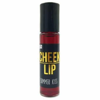 KJM all-natural Cheek and Lip tint in Summer Kiss