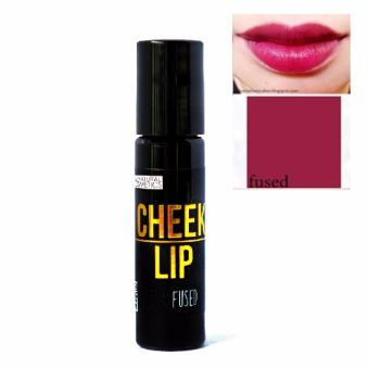 KJM Lip and Cheek Tint All Natural and Organic Fused