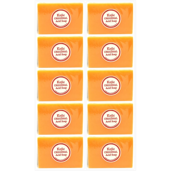 Kojic Original Acid Soap 10PCS Price Philippines