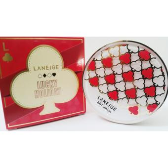 Korean Cosmetics Laneige Lucky Holiday BB Cushion No.13