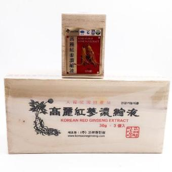 Korean red ginseng extract 30g - 3