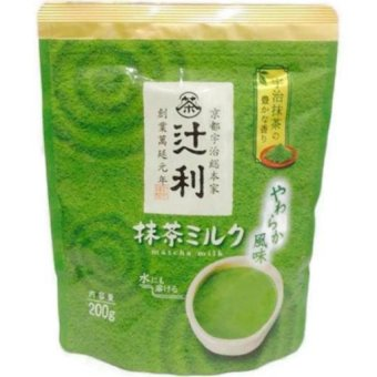 Kyoto Japan Tsujiri Instant Matcha Green Tea Milk Powder 200g