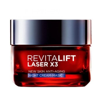 L-Oreal Paris Revitalift Laser X3 Night Cream-Mask 50ml