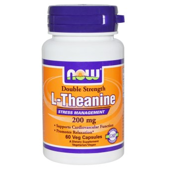 L- Theanine Veg Capsules