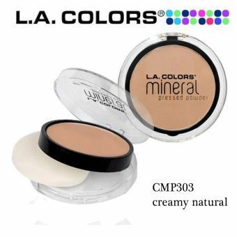 Beli Sekarang Ultima Ii Wonderwear Pressed Powder Neutral 03 Source L A Colors Mineral Pressed Powder