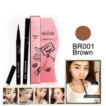 Ladies Cosmetic Tattoo Pen Long-lasting 7 Days Eyebrow Pencil Waterproof - intl