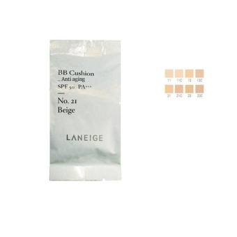 [Laneige]BB Cushion Anti-Aging Refill15g (#23 Sand) NEW - intl