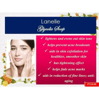 Lanelle Whitening Toner and Soap Bundle Price Philippines