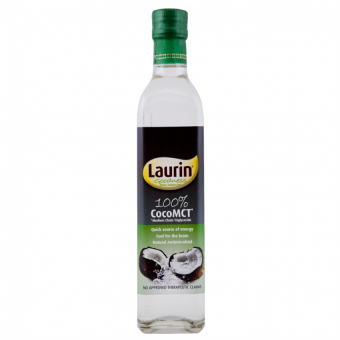 Laurin 100% Coco MCT 500ml Price Philippines